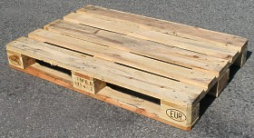 Pallets europe description of pallet epal - Ou recuperer des palettes ...